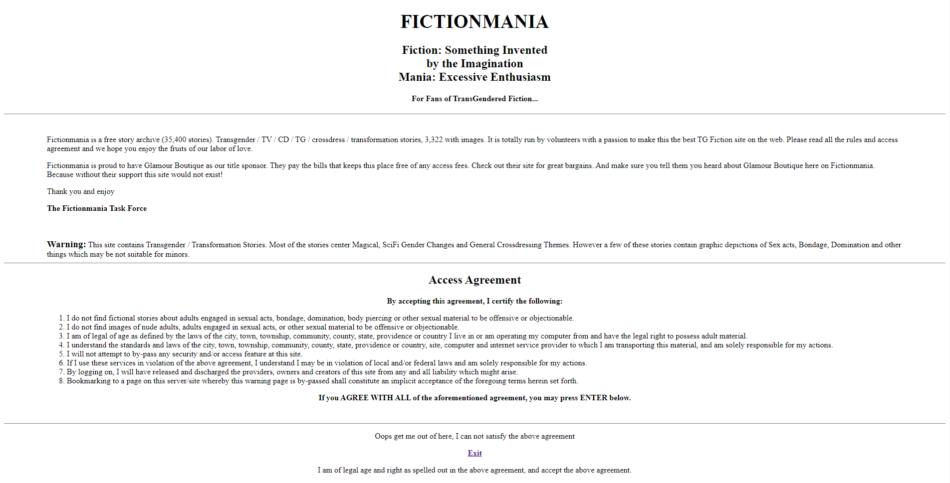 FictionMania